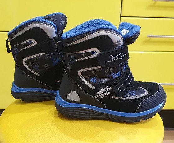 Зимние термо сапоги, ботинки B&G 31р