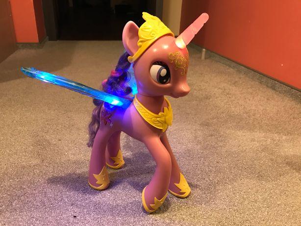 My Little Pony księżniczka Twilight Sparkle WIELKA swieci, gra, mowi