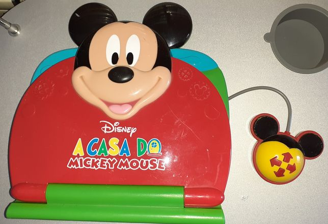 Computador de criança * A casa do Mickey Mouse *