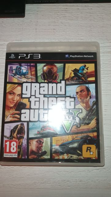 GTA 5 Gra na ps3