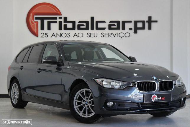 BMW 318 D Touring Advantage Aut