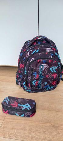Plecak Coolpack duży 3 komory+piórnik