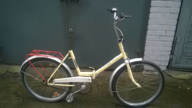 rower jubilat składany