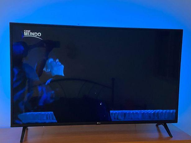 "SmartTV LG  43"" led"