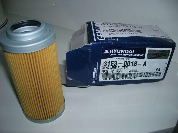 Filtro óleo Hyundai