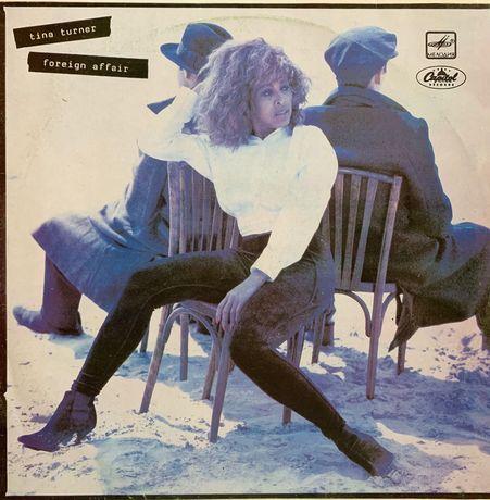 Платівка. Tina Turner. Foreign Affair