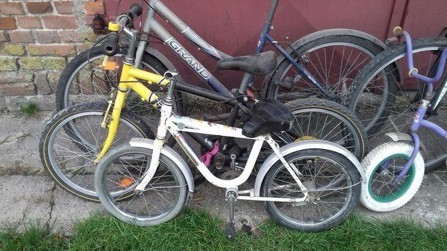 Rowery/części rowerowe/hulajnogi