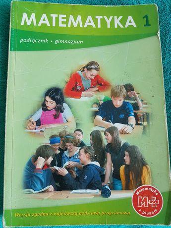 Matematyka 1 podręcznik do gimnazjum