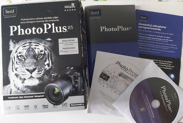 Sprzedam program do obróbki zdjęć+dodatek do programu