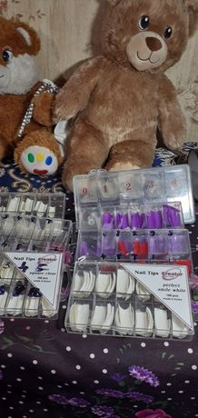 Продам типсы для наращивания ногтей