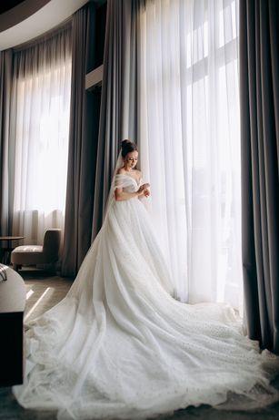 Свадебное платье, весільна сукня Milla Nova Daphne