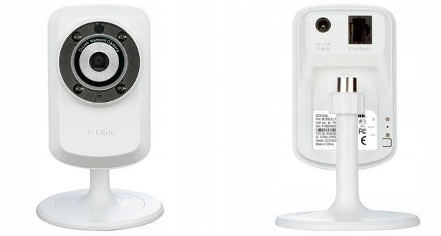 Kamera IP D-LINK DCS-932L , WiFi , monitorowania w dzień i w nocy