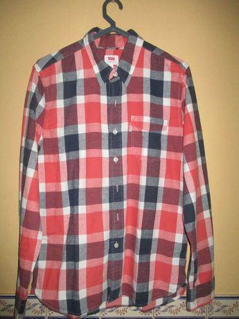 Camisas Homem COMO NOVAS de marca tamanho S slim fit