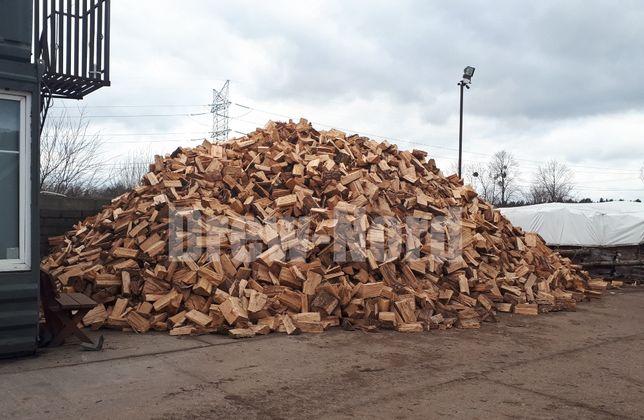 Drewno Iglaste, opał