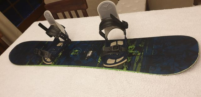Deska snowboardowa Nidecker 133 cm