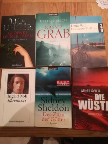 Livros em alemão após acordo ortográfico