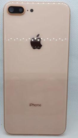 Carcaça / Chassi para iPhone 8 Plus - Dourado