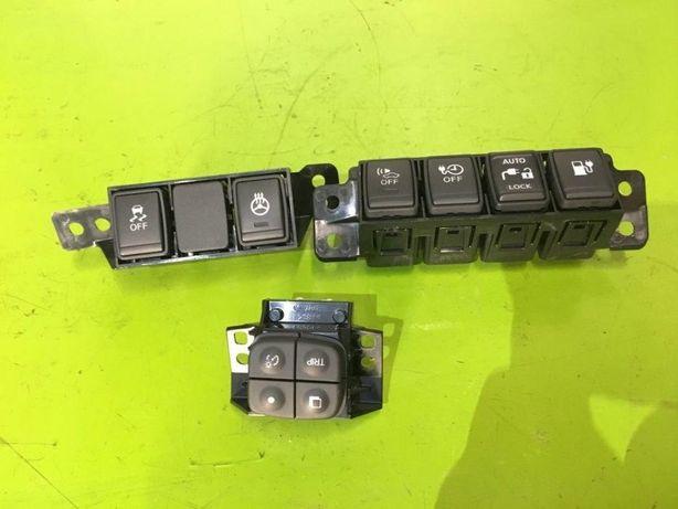 nissan leaf przełącznik przycisk konsoli panel