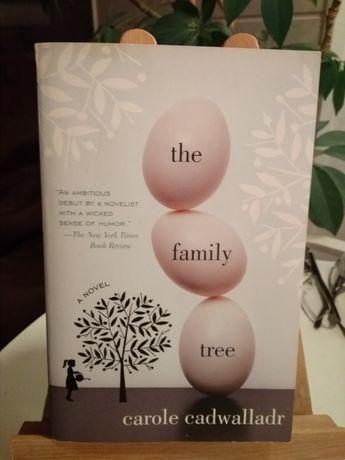The family tree.Drzewo genealogiczne. Carole Cadwalladr- jęz.angielski