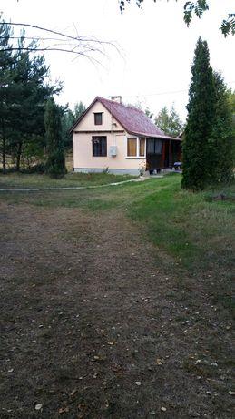 Działka budowlana  2180m2  z domkiem 30m2 - Stawiszyn