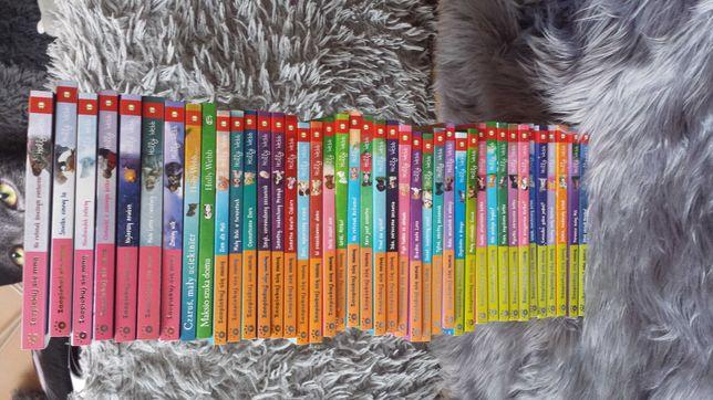 Książki zaopiekuj się mną Holly Weeb.