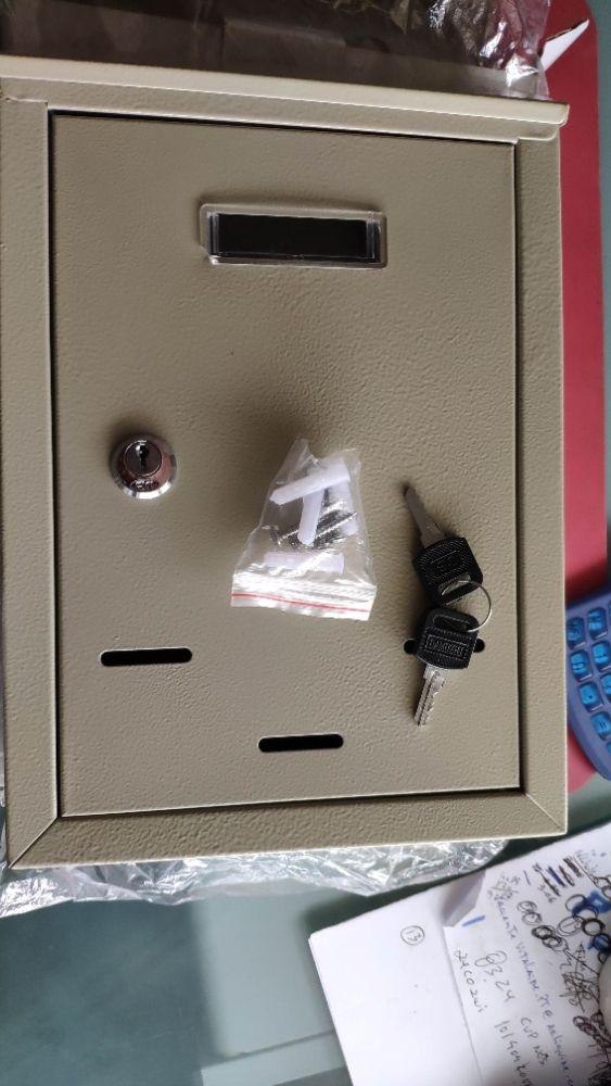 Caixa correio