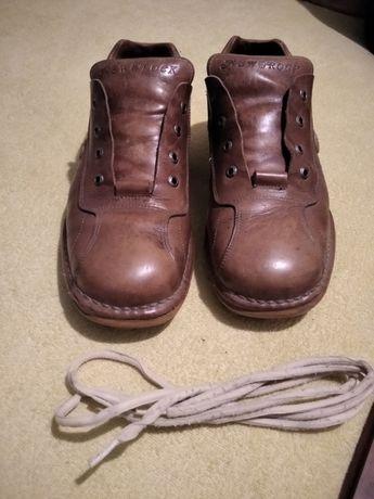 Skórzane buty korki oryginalne Hiszpania.