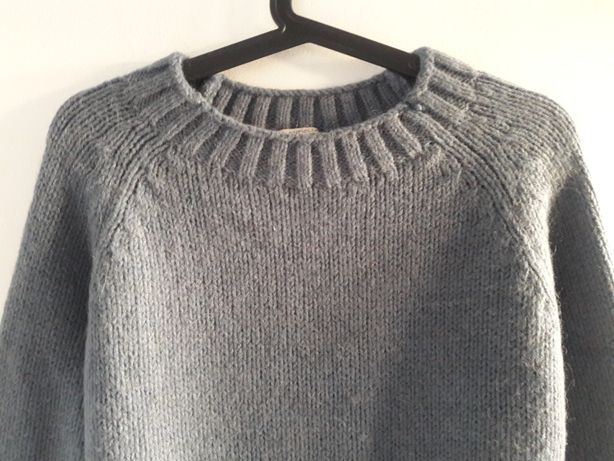Ciepły sweter_M