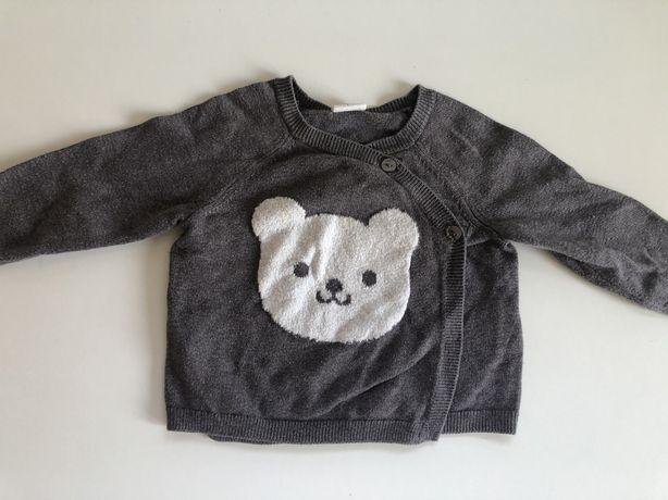 Sweterek H&M 56