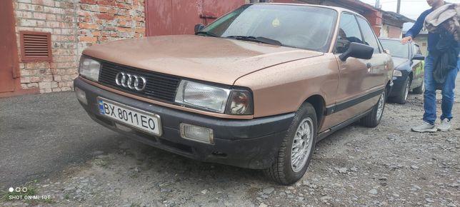 Продам Audi 80b3 2.0 Quattro digifant 2