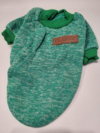 Ubranko dla małego psa pieska XS bkuza sweterek NOWE!