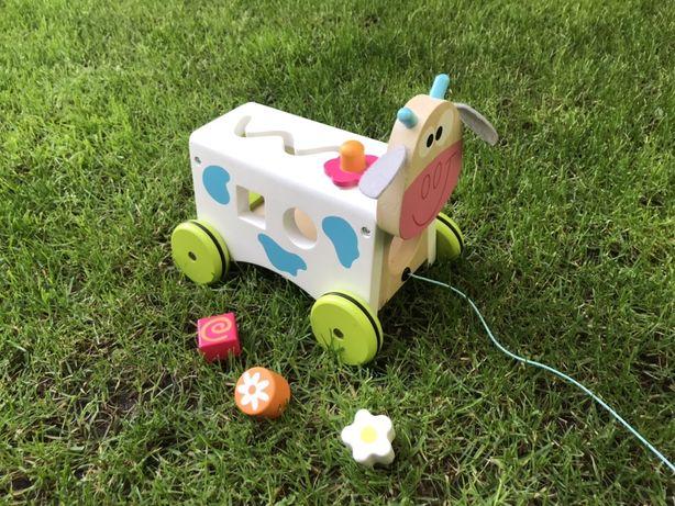 Zestaw 8 zabawek dla malucha