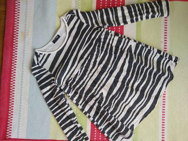 Sukienka NEXT r. 116 długi rękaw