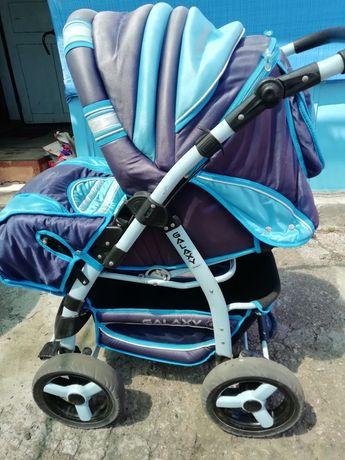 Дитяча коляска зима-літо