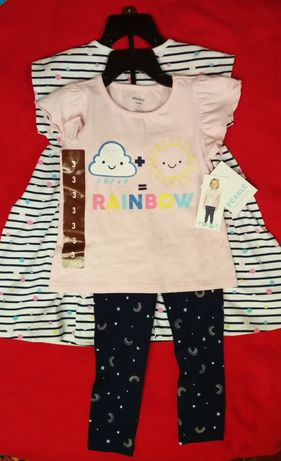 Комплект одягу на дівчинку