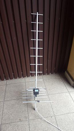 Antena dvbt bez wzmacniacza do mocowania ma zewnatrz -nowa