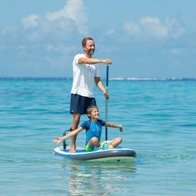 Rental Paddleboard Kayak insuflavel Evolution Surfboard SUP Tours