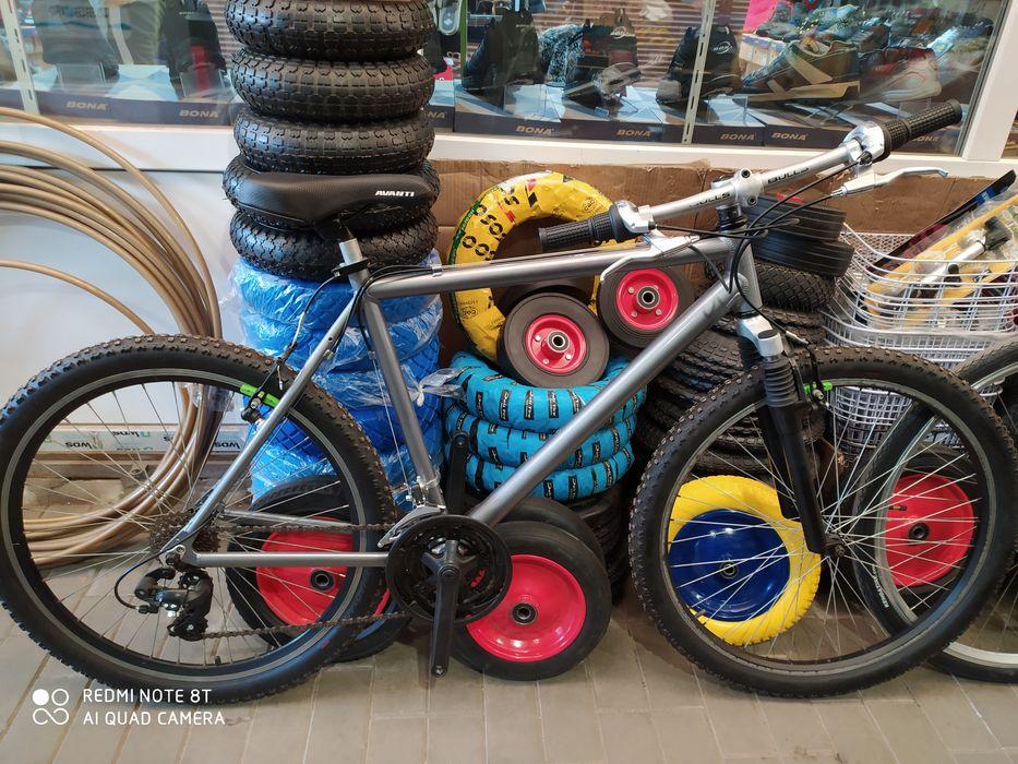 Продам велосипед 26х Новомосковск - изображение 1