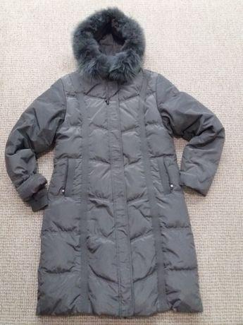 48-50 пуховик пальто женское зима