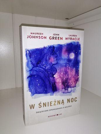 W śnieżną noc John Green