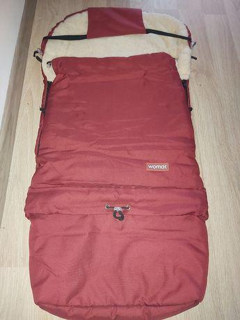 Śpiwór wełniany zimowy WEMAR 100x45