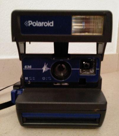 Máquina Fotográfica Polaroid mod. 636 Blue