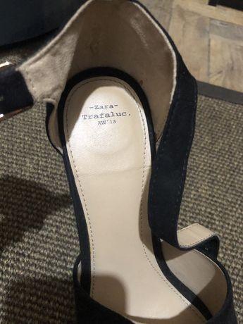 Sapato zara preto