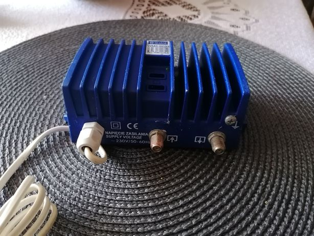 Wzmacniacz szerokopasmowy BUDYNKOWY Telmor WMX-922/1
