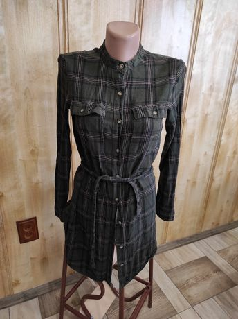 Платье- рубашка H&M