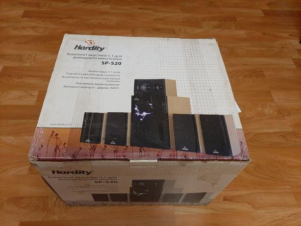 Акустическая система 5.1 Hardity sp-520 Новая