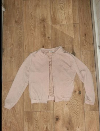 Bluza pastelowy róż