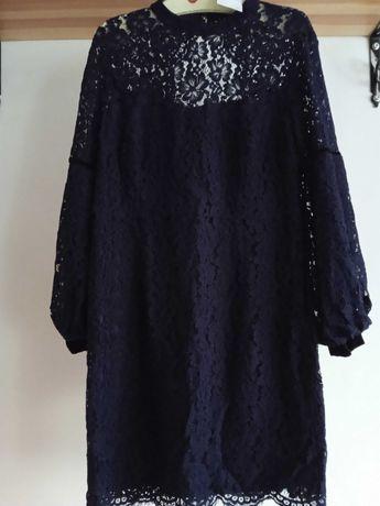 Nowa koronkowa sukienka CiA rozmiar44