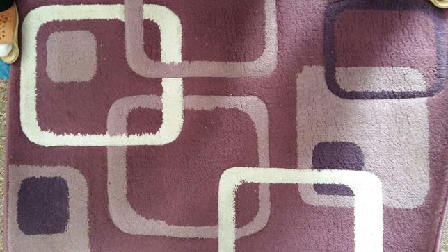 Dywan Rumba 160x220 i mały dywanik