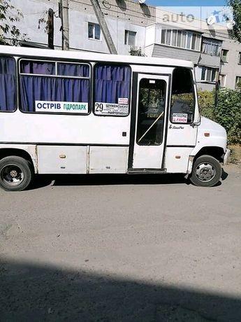 Автобус ХАЗ бычок